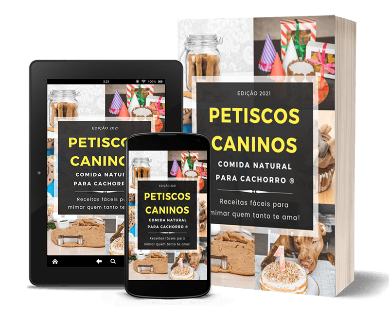 comida natural para cachorro